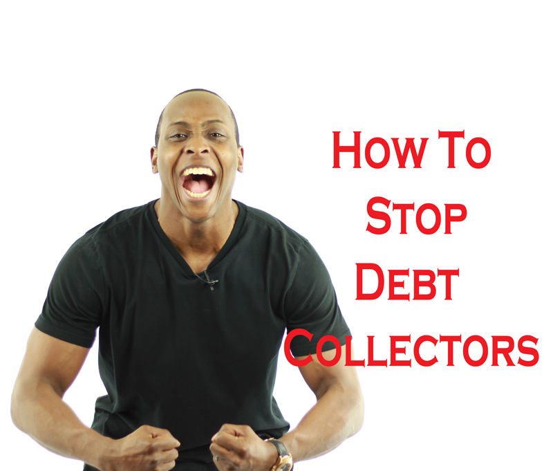 HowToStopDebtCollectors