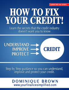How to fix your credit (paperback)